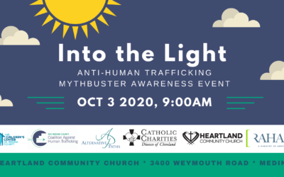 Into the Light: Human Trafficking Mythbuster Awareness Event