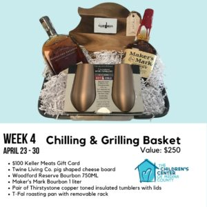 Chilling & Grilling Gift Basket