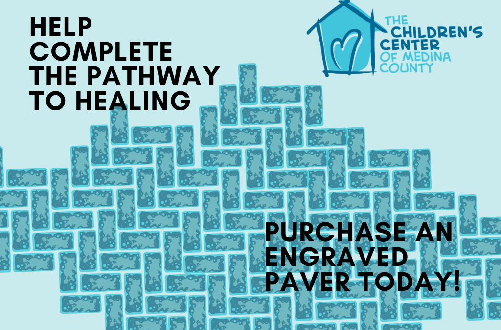 Become a part of the Pathway to Healing Walkway