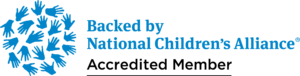 National Children's Alliance Logo for Accredited Members